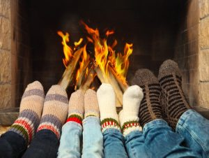 Don't fire up your fireplace just yet. Perform these safety checks first