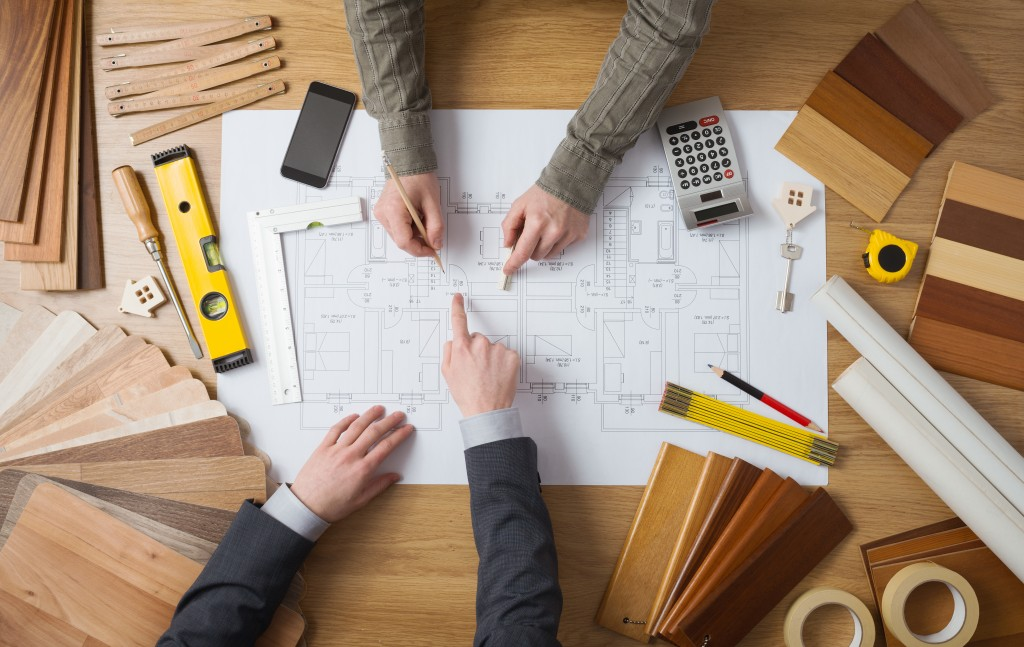 Home renovation planning