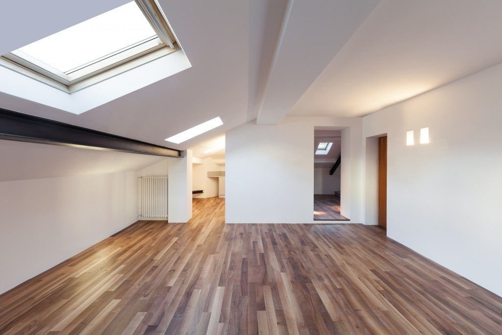 skylight room