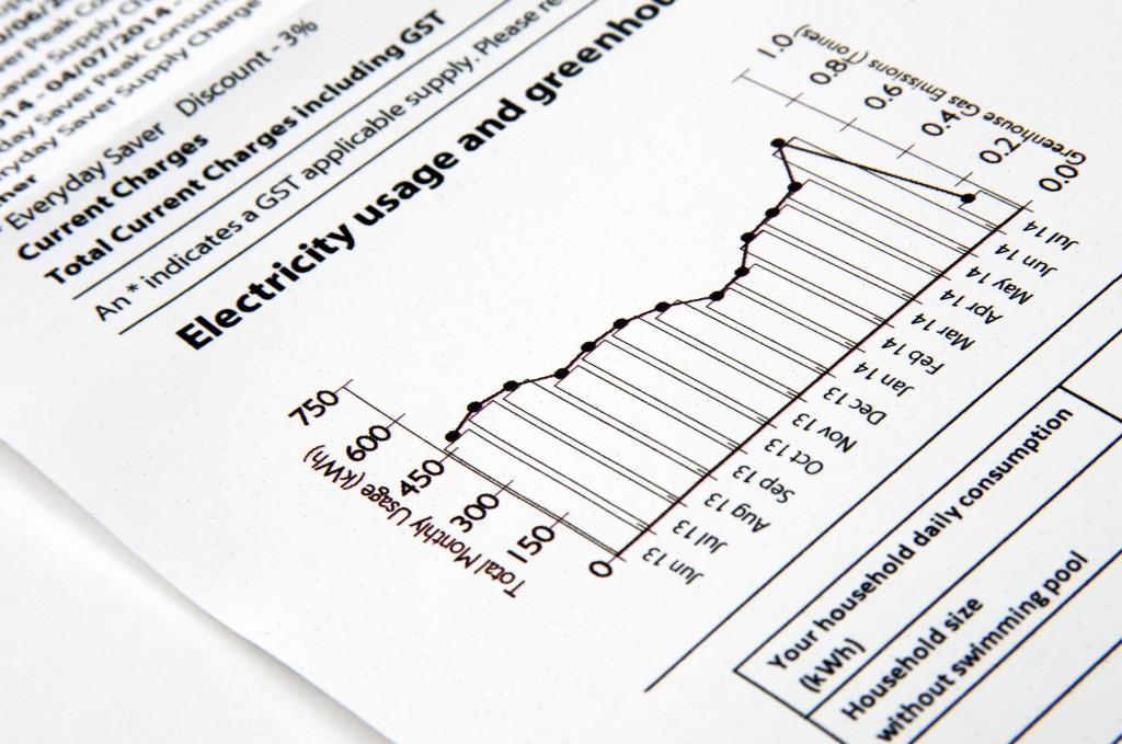 Lower electricity bill
