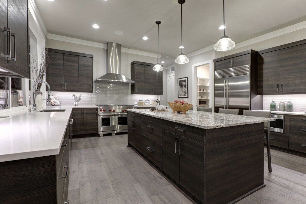 marble counters kitchen design