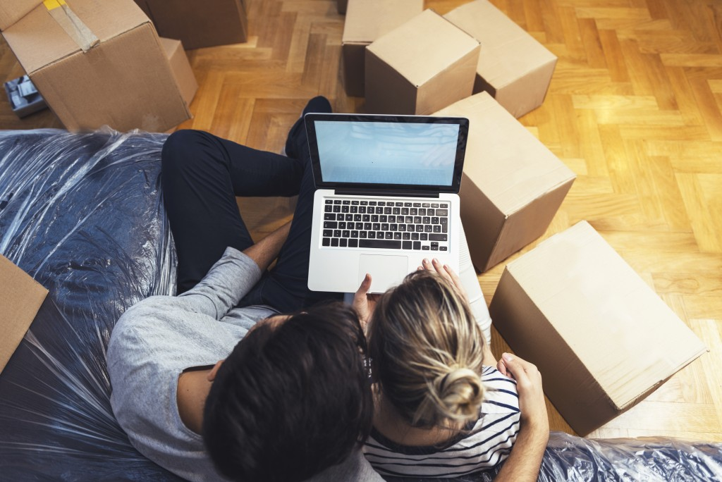 preparing to move