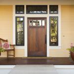 front wooder door