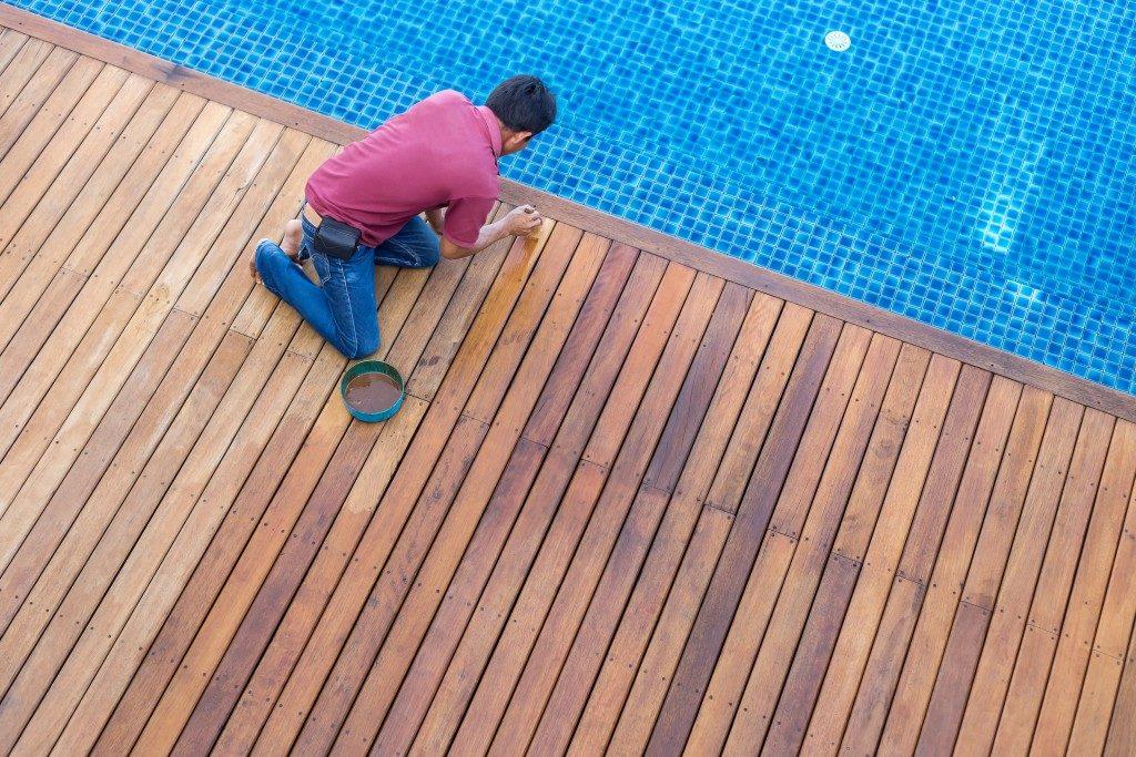 Adding a deck